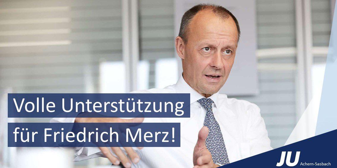Wir sind für Aufbruch und Erneuerung, nicht für Kontinuität! —————————————— #Merz  #Laschet  #CDU  #Neuwahl  #Kanzlerkandidatur  #akkruecktritt  #AKK  #Roettgen  #Merkel  #politics  #JungeUnion  #JU