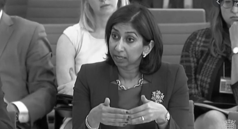 My eyes around Westminister have said Suella Braverman (Attorney General) has been tasked by NO10 to find a legal way for the UK not to honour the commitment to the N Irish protocol. With #Brexit trade talks starting next Monday I believe this info to be in the public domain.