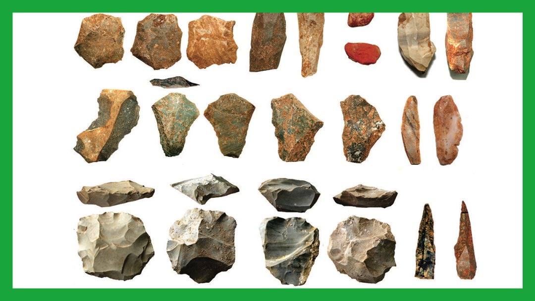 🌏 Humans in India may have survived supereruption 74,000 years ago ➡️ ow.ly/uMRs30qkES5 #science #archeology #History #India