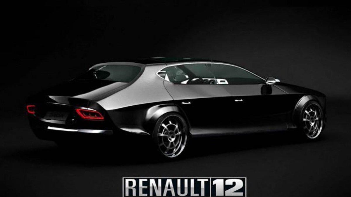 RevistaMotor: #prototipo Reinterpretan el hermano gemelo del legendario R12