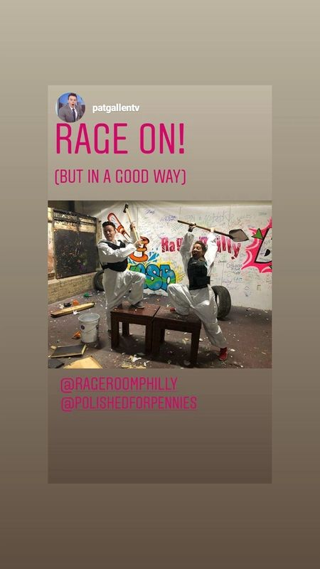 Let's break things for fun! Who's in? This week we talk to Rage Room Philly to learn the greatest way to to rage out! #rageroom #whythepodcast #rageroomphilly http://whythepodcast.com/2020/02/24/episode-667-rage-rooms-with-kea-tull/ …