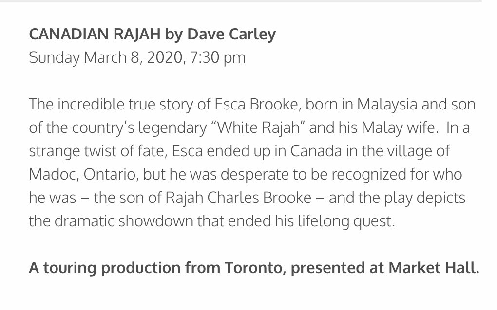 test Twitter Media - It is our pleasure to sponsor the @NewStagesPtbo presentation of Canadian Rajah on Sun. Mar. 8/20. Have you bought your tickets yet? https://t.co/stw3JgcJyS #ptbo 🎭 https://t.co/4VJn0eBMuR