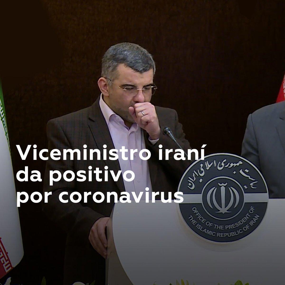 Ministro iraní, que opinaba que poner en cuarentena grandes ciudades está anticuado, ha dado positivo en coronavirus