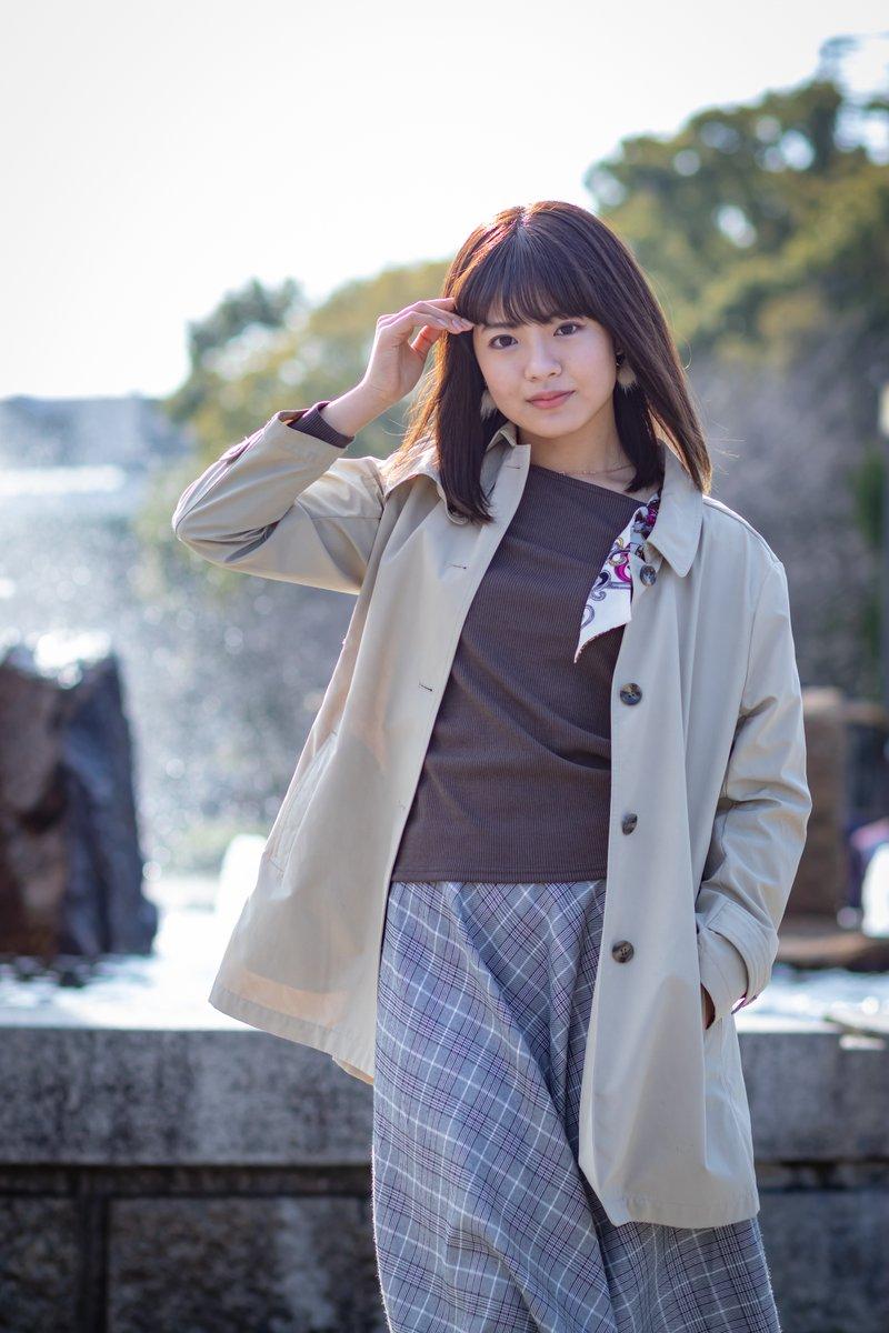 noteからの抜粋と、新規レタッチ一枚。  モデル:@pen317pen / @Mck_5yurika 2020/2/23 大阪城公園  #ファインダー越しの私の世界 #写真で奏でる私の世界 #写真で伝えたい私の世界 #photography #portrait #momo撮影会in関西