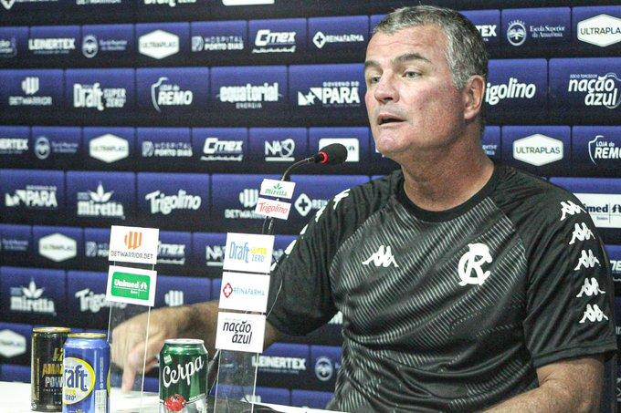 """Mazola: """"É Eduardo Ramos e mais 10"""""""