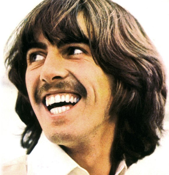 Former Beatle @GeorgeHarrison would have been 78 today. Happy Birthday, George! You are missed. #GeorgeHarrison #IsntItAPity #AllThingsMustPass #WhileMyGuitarGentlyWeeps pic.twitter.com/Ii6G2oamhP