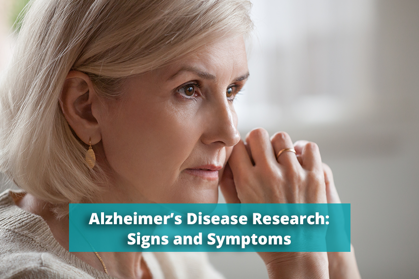 Do you know the signs and symptoms of Alzheimer's disease? Learn more: https://alzheimersprevention.org/a-brief-look-at-alzheimers-disease-signs-and-symptoms/…  Help us research and prevent Alzheimer's Disease and spread awareness about our program. #PreventAD #AlzheimersAwareness #Alzheimers #WomensHealth #MensHealth #BrainHealthpic.twitter.com/IPeuASMpeX