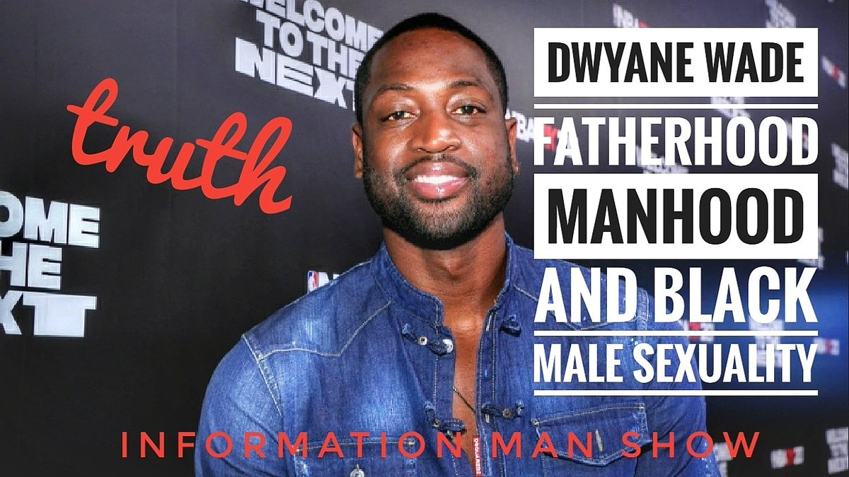 """Watch """"Dwyane Wade Son And Black Male Fatherhood What We Should Know"""" on YouTube - https://youtu.be/sA3_X8Gpe5c"""