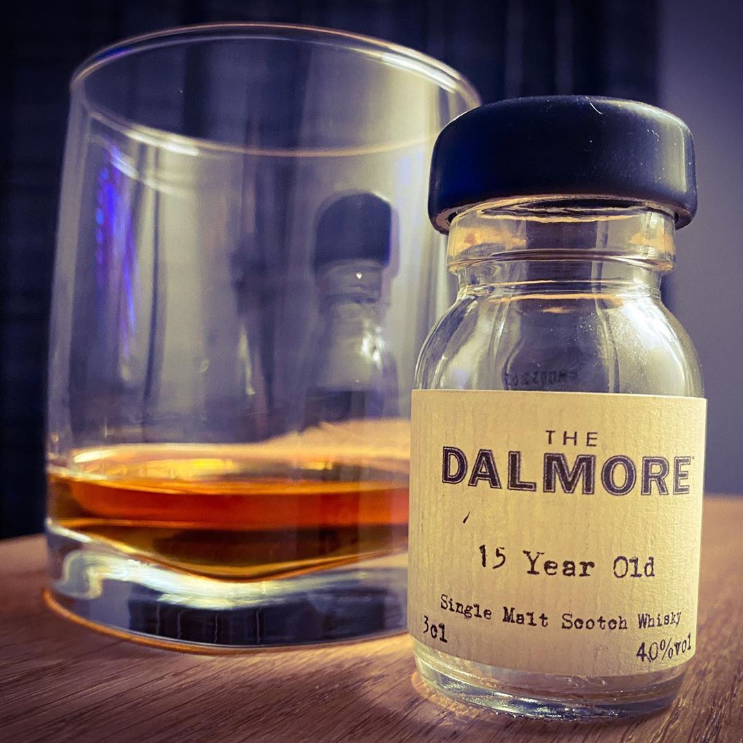 """The @DalmoreWhisky 15, a delicious sherry cask finished whisky.   I always get orange and dark chocolate notes from Dalmore 12 and 15, how about you?  #Whisky #Dram #Clan #DramClan #Dalmore #15YearsOld #Dalmore15 #TheDalmore @thedalmore""""pic.twitter.com/1JKQtM80JO"""