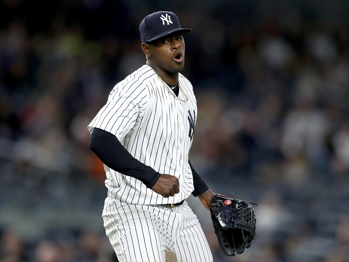 Brian Cashman says Luis Severino will need Tommy John surgery  He's expected to miss the season after he was shut down after experiencing forearm soreness https://t.co/HcZVSjNTFd