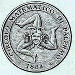 Image for the Tweet beginning: Il Circolo Matematico di Palermo. Viene
