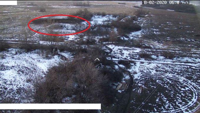 Ворог за добу 5 разів обстріляв позиції ЗСУ на Донбасі, застосувавши 120- та 82-мм міномети. Втрат немає, - штаб ОС - Цензор.НЕТ 8597