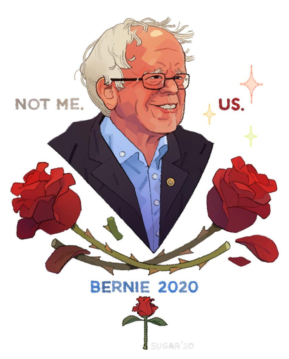 🌹 #Bernie2020