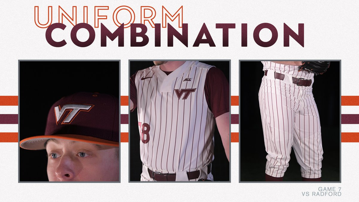 Virginia Tech Baseball On Twitter What We Re Wearing Today