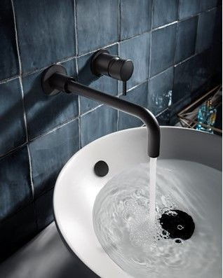 We are loving some of the fantastic tap designs that our customers are asking about at the minute. Like this 2 hole basin set that is finished in Matt black. Gone are the days of only having a chrome finish to chose from. #Warrington #TapTuesday #HomeImprovement
