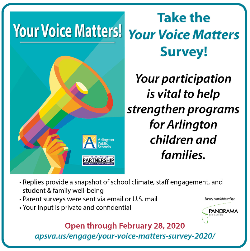 RT <a target='_blank' href='http://twitter.com/APSVaSchoolBd'>@APSVaSchoolBd</a>: Deadline to participate is 2/28.  Find more information at <a target='_blank' href='https://t.co/QiBnYt6tw3'>https://t.co/QiBnYt6tw3</a> <a target='_blank' href='https://t.co/0oyJGkOGPk'>https://t.co/0oyJGkOGPk</a>