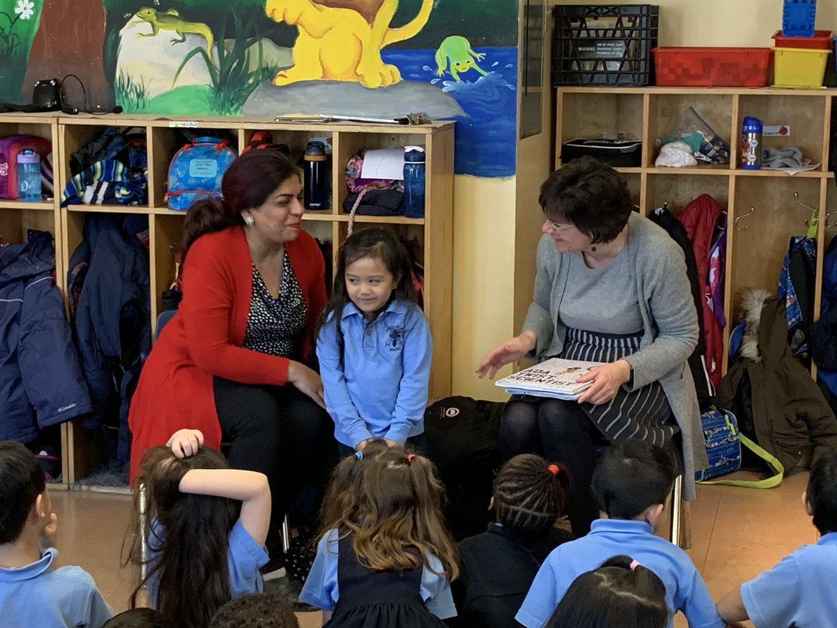test Twitter Media - Thank you to staff and kindergarten students at Holy Cross School for a great afternoon of reading and learning.  #Ilovetoread #Education https://t.co/gsRlIN3uwG