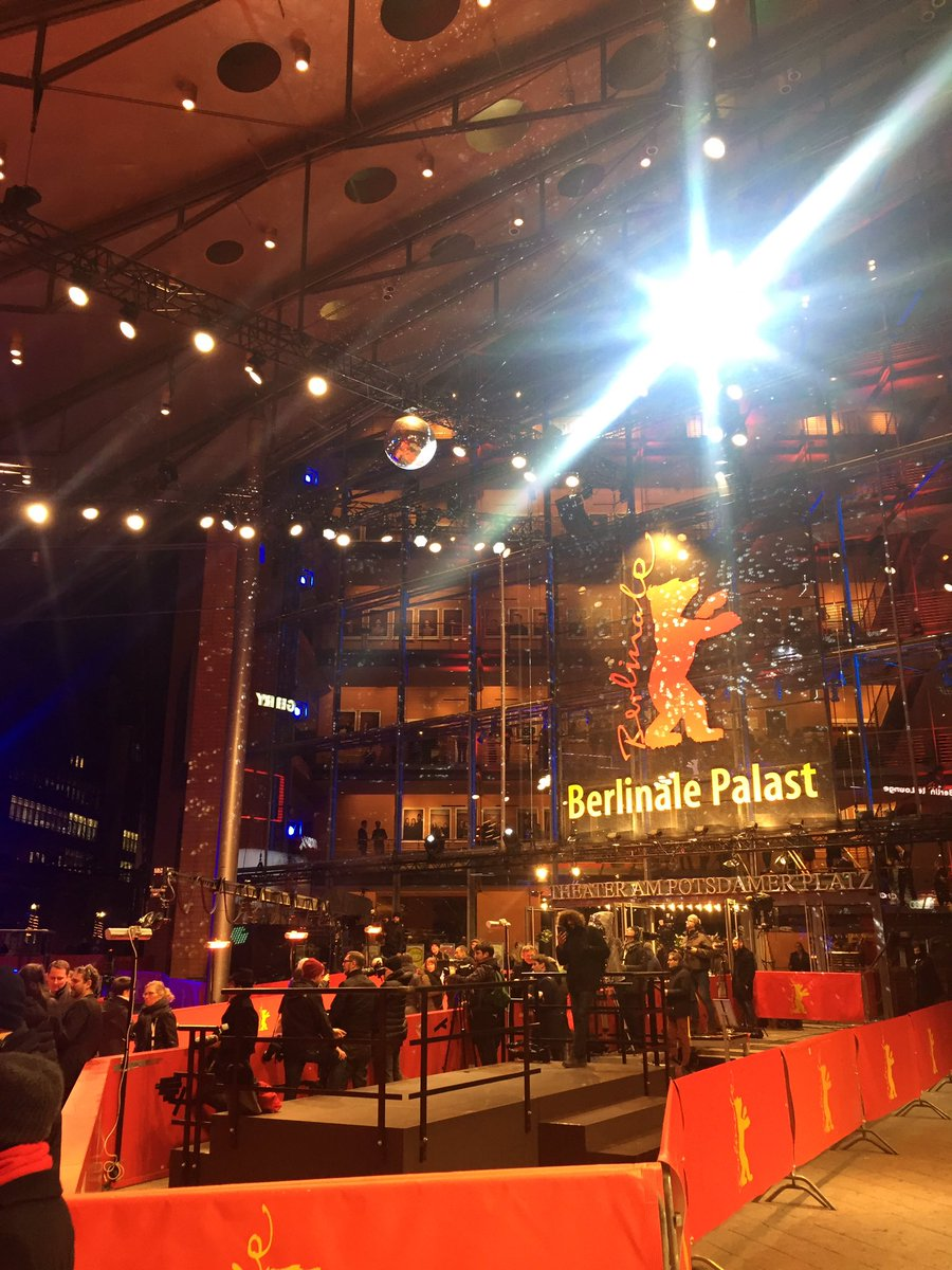 Arrived at the Berlinale Palast for Eliza Hittman's Never Rarely Sometimes Always #Berlinale #Berlinale2020 #Berlinale70pic.twitter.com/WiOcYR7mkg