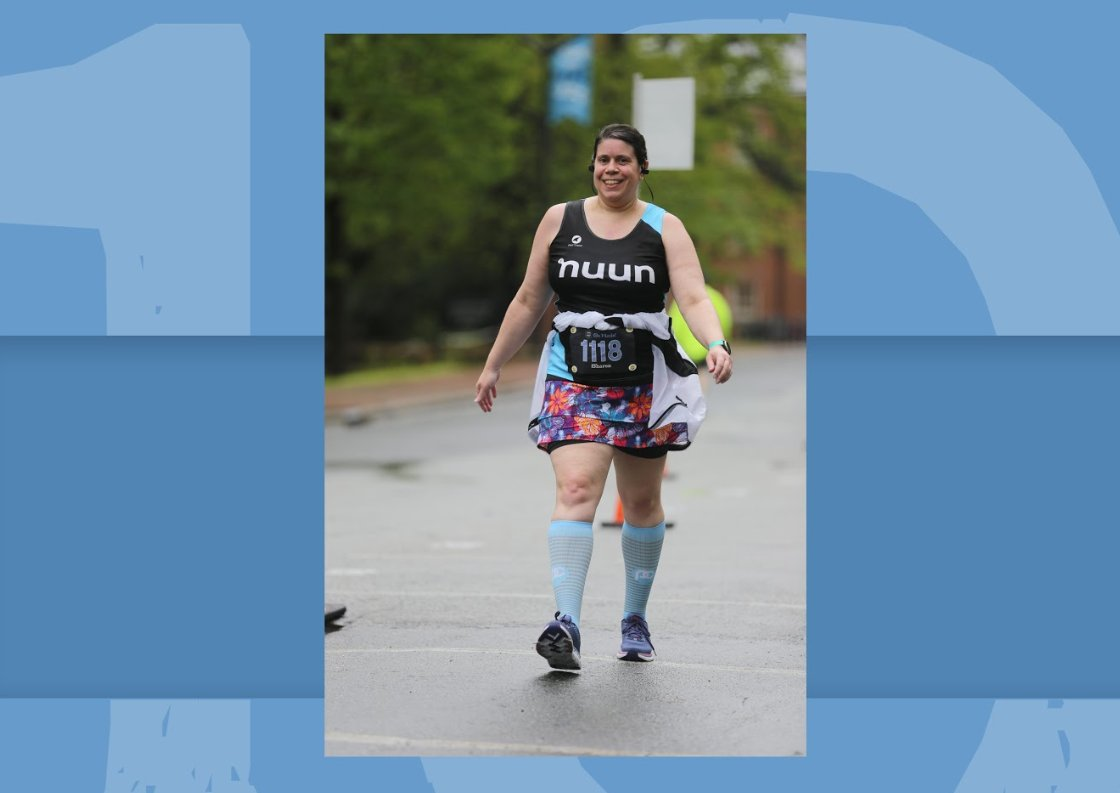 I love @SkirtSports for skirts, leggings, and tops, @brooksrunning for shoes, and @PROCompression for cute compression socks.  Also been known to rock a @pactimo #teamnuun shirt for races too! <br>http://pic.twitter.com/o4KoZmNc1I