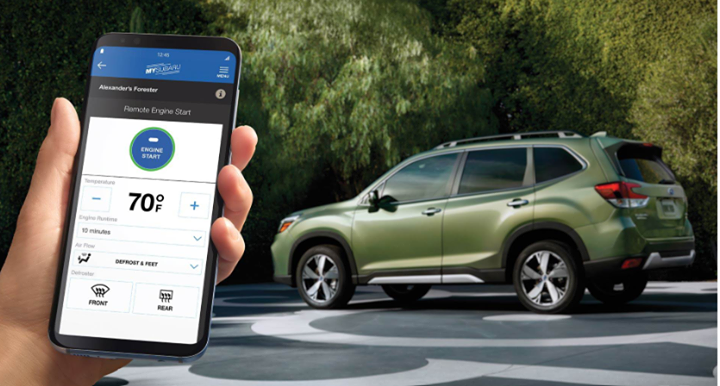 Thanks to #Subaru STARLINK Concierge, you can also get assistance with navigation and scheduling service appointments. Experience the convenience offered by the #SubaruForester by visiting Ed Reilly Subaru! #TechnologyTuesday pic.twitter.com/EDBoifIQss