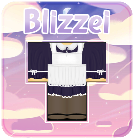 Blizzei On Twitter New Maid Outfits For Frogiog S Black Strawberry Bows Links To Clothing Will Be In The Replies Description Robloxdev Robloxugc Robloxart Rbxdev Roblox Robloxhats Robloxoutfit