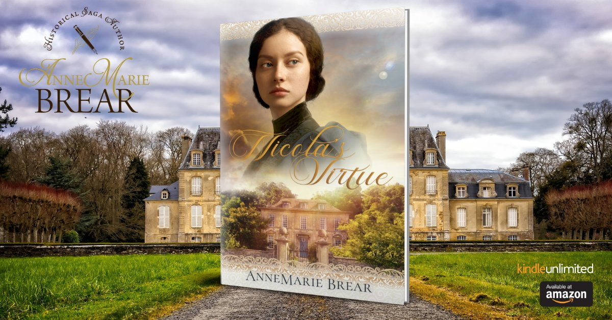 Nicola's Virtue She crossed the world to start again, only it was harder than she expected. #Australia #historical #governess #Sydney #19thcentury #Victoriansaga #kindleunlimited #audible #paperback #indieauthor Amazon: http://myBook.to/NicolasVirtuepic.twitter.com/4Oj4JtOkun