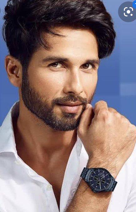 Happy birthday Shahid Kapoor...sir..