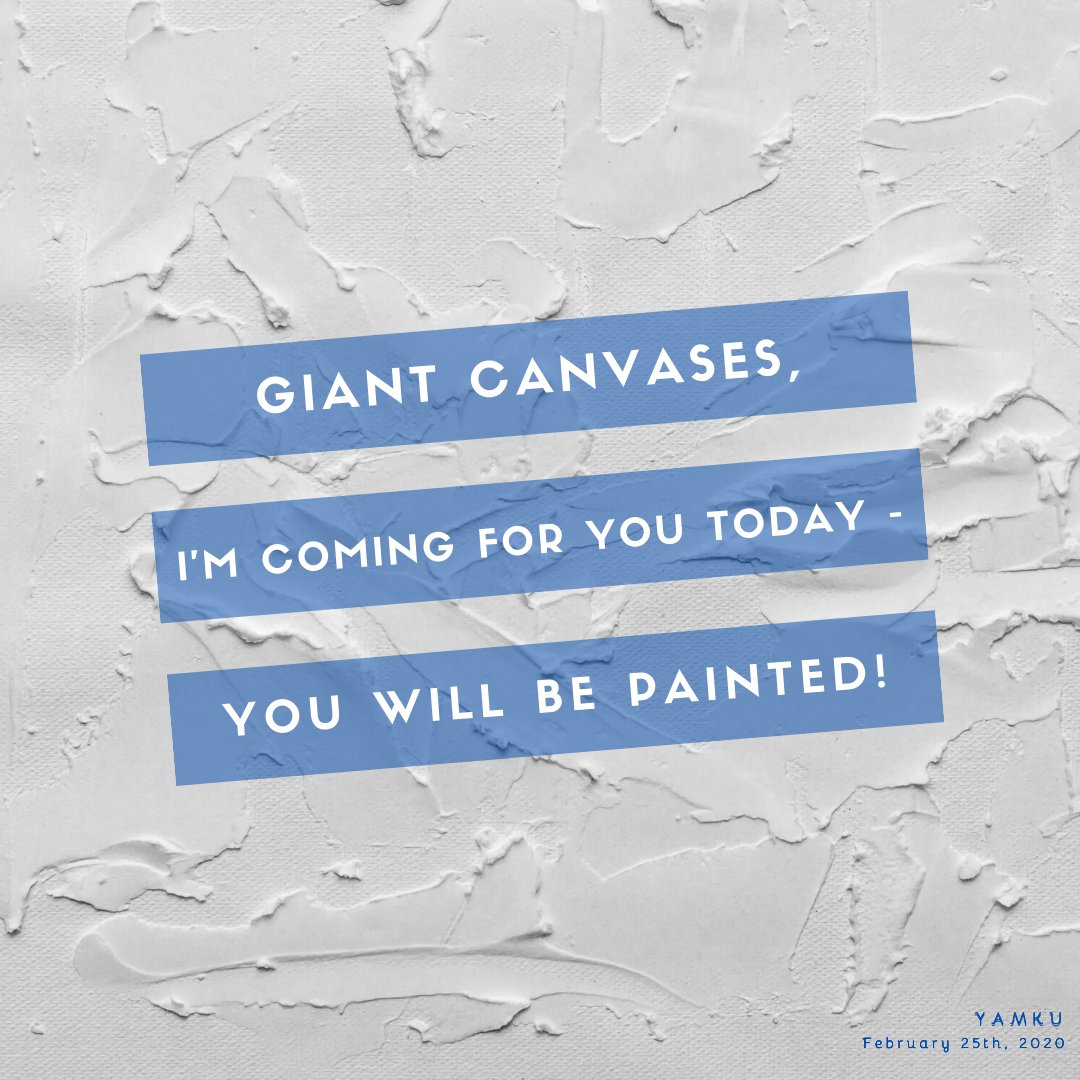 #art #canvas #letsdothis #painting #youjusthavetostart #haiku #poetry #dailyhaiku #yamhaiku #photooftheday