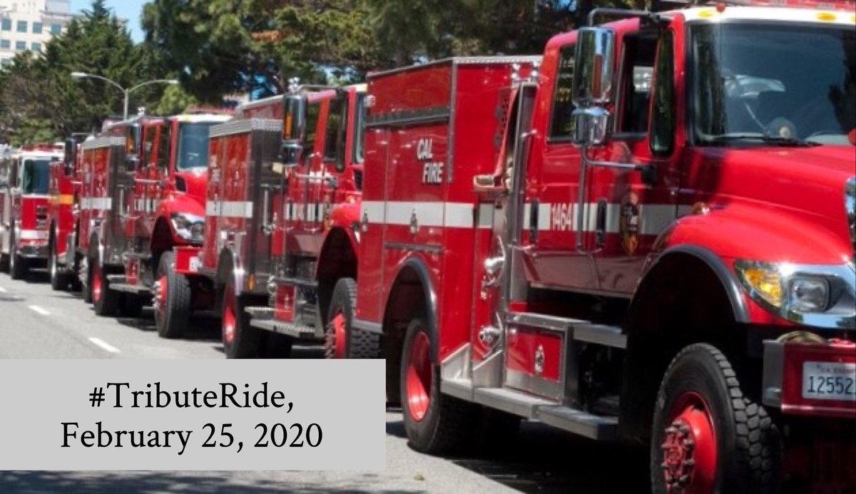 and dem firepals is here too. #TributeRide #BBOT #PA