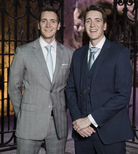 Happy 34th birthday to james and oliver phelps