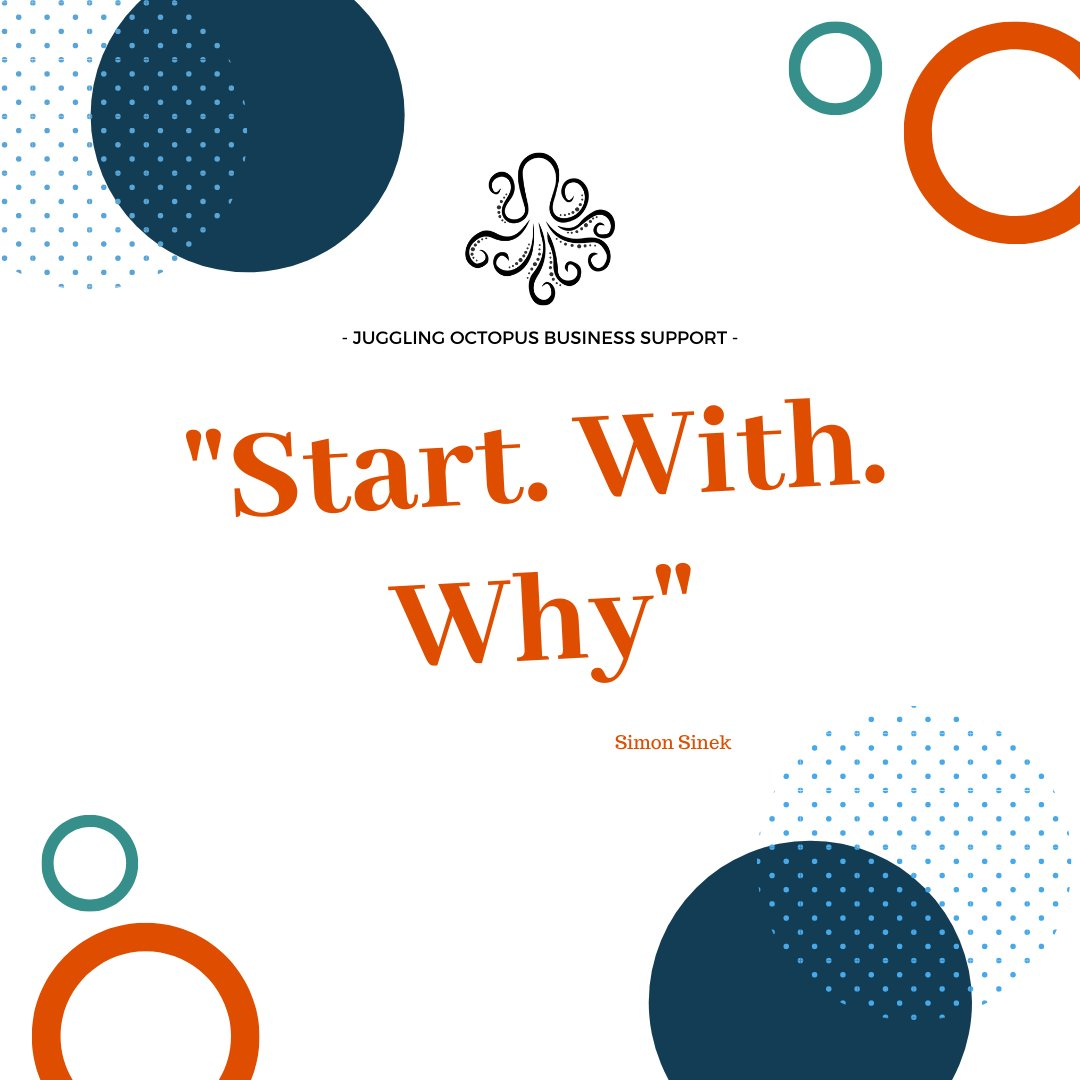 I used to like a #quoteoftheday but know like to think about what represents our week @JugglingOctopus - this week is summed up by @simonsinek #jugglingoctopus #businesssupport #smallbusiness #SME #QOTD #wednesdaywisdom #startwithwhy #visionmissionculturepic.twitter.com/q9B8MKSIHB