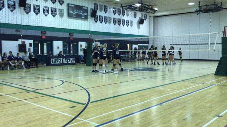 Congrats to the Sr Girls Volleyball team for winning in straight sets against Bishop Ryan in the GHAC semi final. https://t.co/hceVNPfSHY
