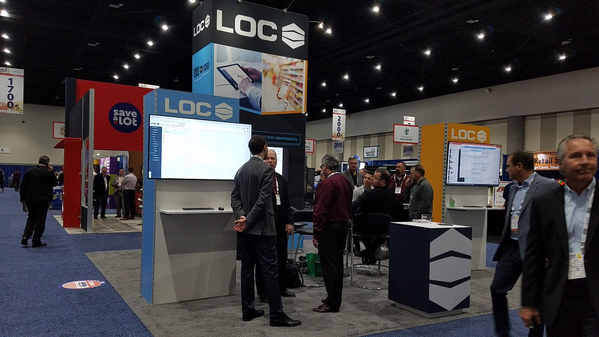 test Twitter Media - SpacePole is proud to be a #MountingSolutions and Mobility Partner with LOC! If you're at @TheNGAShow, please stop by and see our friends at Booth 1711.   https://t.co/PXZW6xIxpI  #GroceryRetail #Grocery #Retail #NGAShow #SpacePole #Groceries #NGA20 https://t.co/fwS2SEiMQK