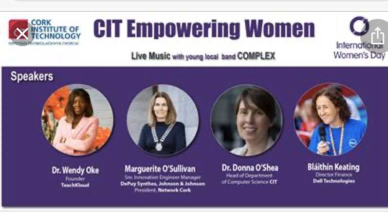 Register for this year's IWD event. A fantastic line up of speakers, empowering women.  https://www. eventbrite.com/e/cit-empoweri ng-women-festival-2020-celebrating-international-womens-day-tickets-93315971583?aff=ebdssbeac  … <br>http://pic.twitter.com/pZFwuzA6at