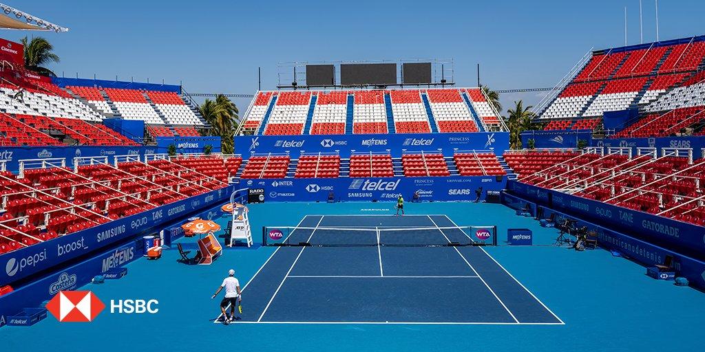 Hsbc México On Twitter Viviendo La Experiencia Del Mejor Evento De Tenis En México Desde Acapulco Amt2020