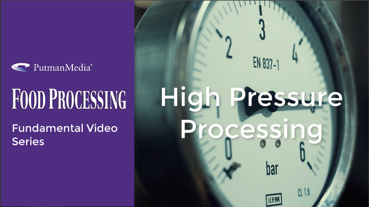 Curious to learn more about High Pressure Processing, its process, and its effect on packaged food? Watch this short video to learn about the benefits and considerations of implementing HPP in your facility. https://hubs.ly/H0n9Pn20 #hpp #highpressureprocessingpic.twitter.com/p9VoNpLg8d