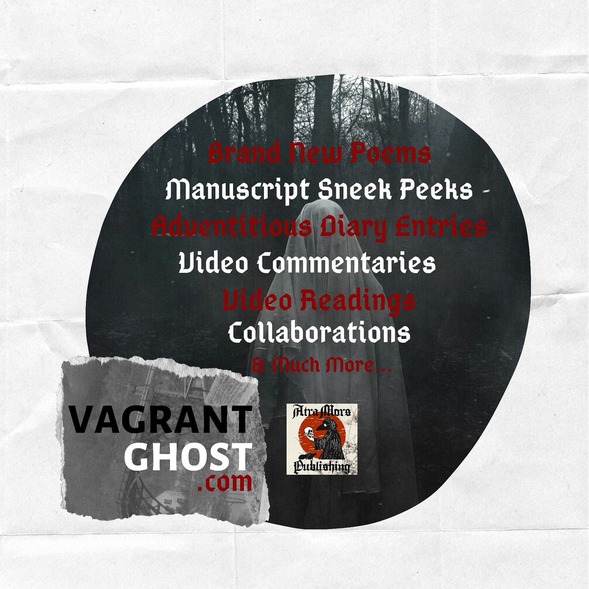 2020 has been interesting thus far, but soon it's about to be out of control. http://VagrantGhost.com  coming soon! #Reading #Death  #WritersOfInstagram #Poetry #poetryworld #artofpoets #poemgasm #poemsbyme #spilledinkpoetry #wordgasms #writinginspiration #poetslife #VagrantGhostpic.twitter.com/O5MyWWmqH8