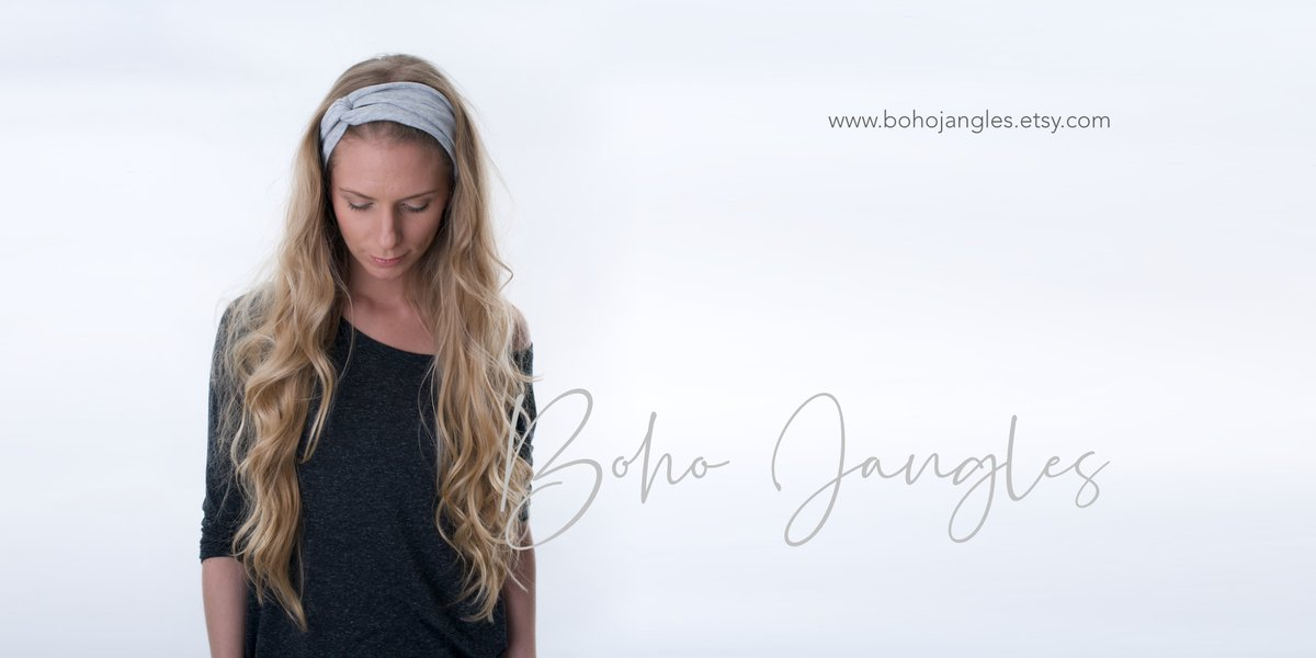 Wardrobe staple the Light Grey Marl headband - loving this turban style twist headband for everyday styling. Doubles as fitness wear too!   #fashion #ootd #capsulewardobe #hair #handmade #epiconetsy #gym #yoga #running #look