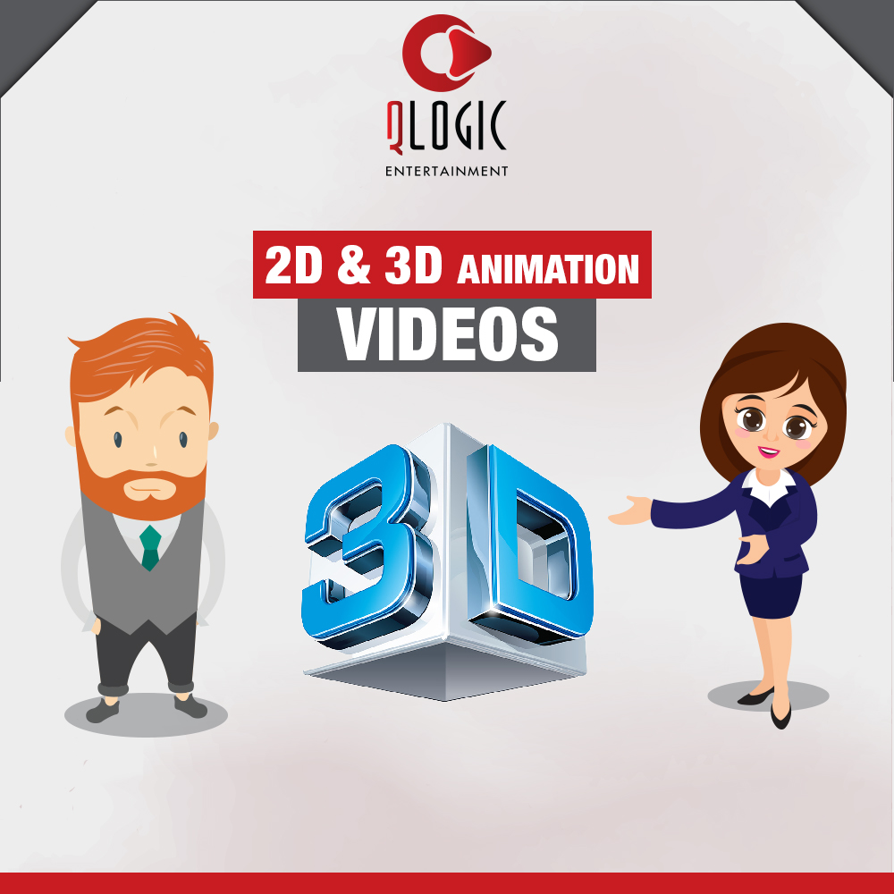 Having videos in your marketing strategy can increase your conversion rate by 80%. Explainer videos are one of the prime examples. Let's chat to figure out how we can make videos work for your brand. #Qlogicentertainment #2Danimation #3Danimation #Videoanimation #Animationpic.twitter.com/1fsLENYRwx