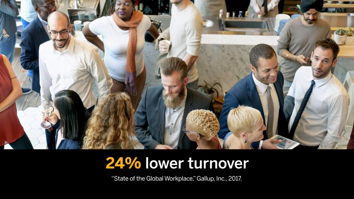Did you know companies with exceptional employee experience see 17% higher productivity and 21% more profitability?   Make it happen with @SAPConcur: http://sap.to/60111lMIR