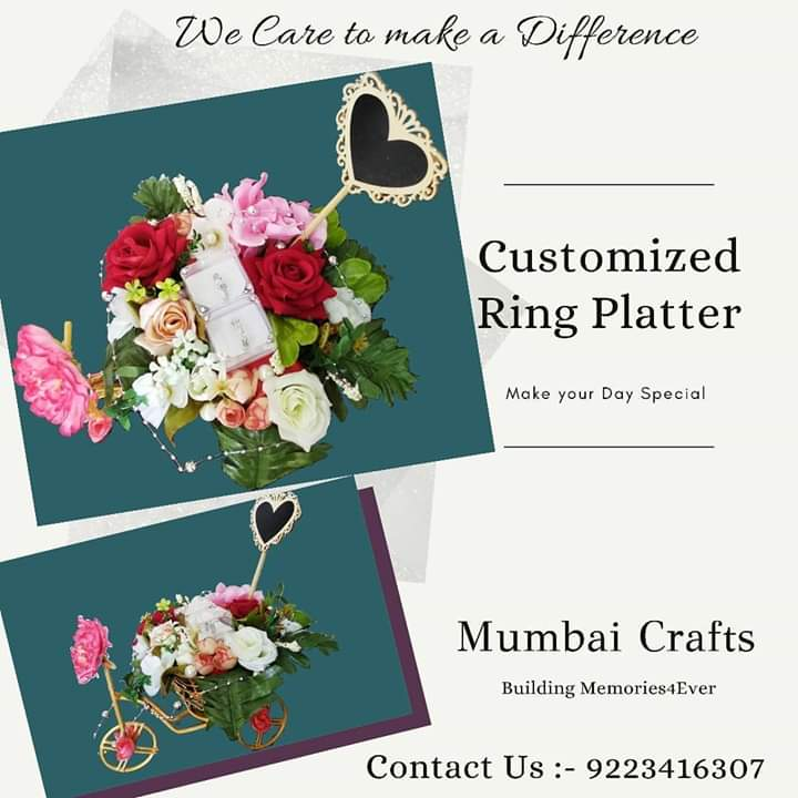 Customized Ring Platter for a Special a Occasion #engagementring #weddingrings #weddingring #weddingringset #engagementrings #engagementringideas #rings #ringplatter #ringplatter#ringplatter#ringplatterstyling #ringplatterdesiger #ringplatterintraditional #ringplatterpic.twitter.com/uwIUYyHndI