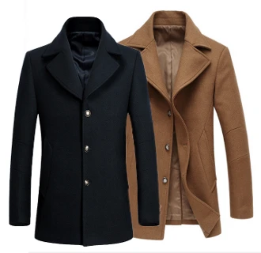 Check out our End of Season SALE item. Over 60% OFF on this MENS SINGLE BREASTED WOOL BLEND COAT. Want it fast? Experience our Ultra Fast Shipping. Ships in 1 business day https://buff.ly/2w5gil3  #menscoat #mensfashion #stylish #mensafashionsale #mensjacket #giftideas #giftforhimpic.twitter.com/pXUeKEEx5s