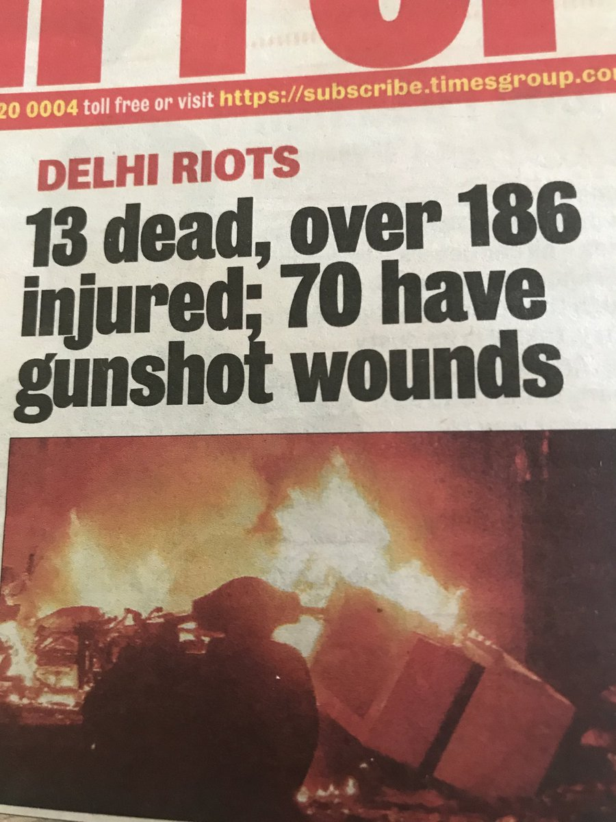 And a nation of 130 crore scarred!