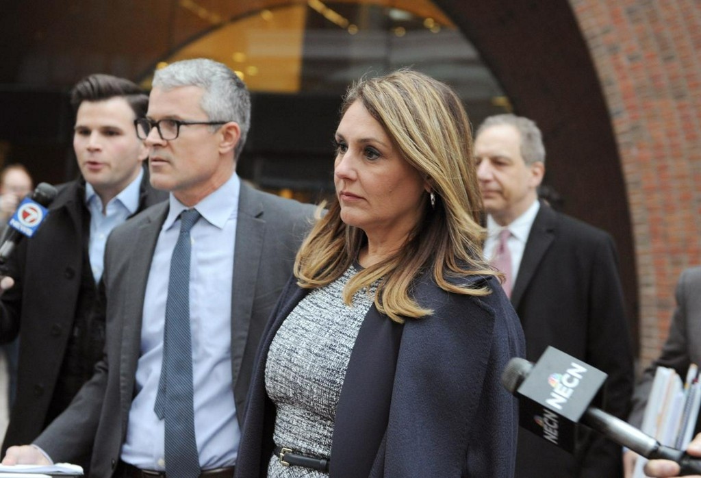 Hot Pockets heiress gets 5 months in prison for U.S. college admissions scam https://reut.rs/2Pnm48e