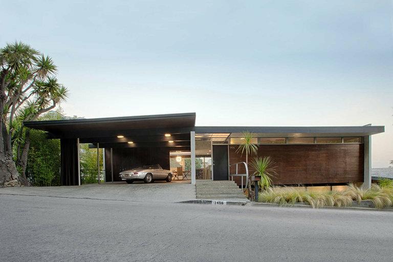 #design #gadget #style #stuff Richard Neutra's Lew House