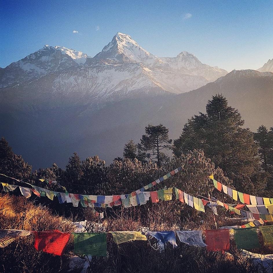Views  from Poon hill 3210m  #nepal #trekking #poonhill #travel #annapurna #mountains #ghorepani #himalayas #nature #trek #hiking #mountain #himalaya #wanderlust #poonhilltrek #travelphotography  (http://www.nepalguideinfo.com) 📧:sanjibtrekguide@gmail.com