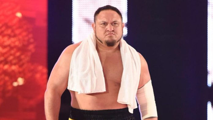 Samoa Joe has been suspended for 30 days for violating the Wellness Policy. Very disapointing.