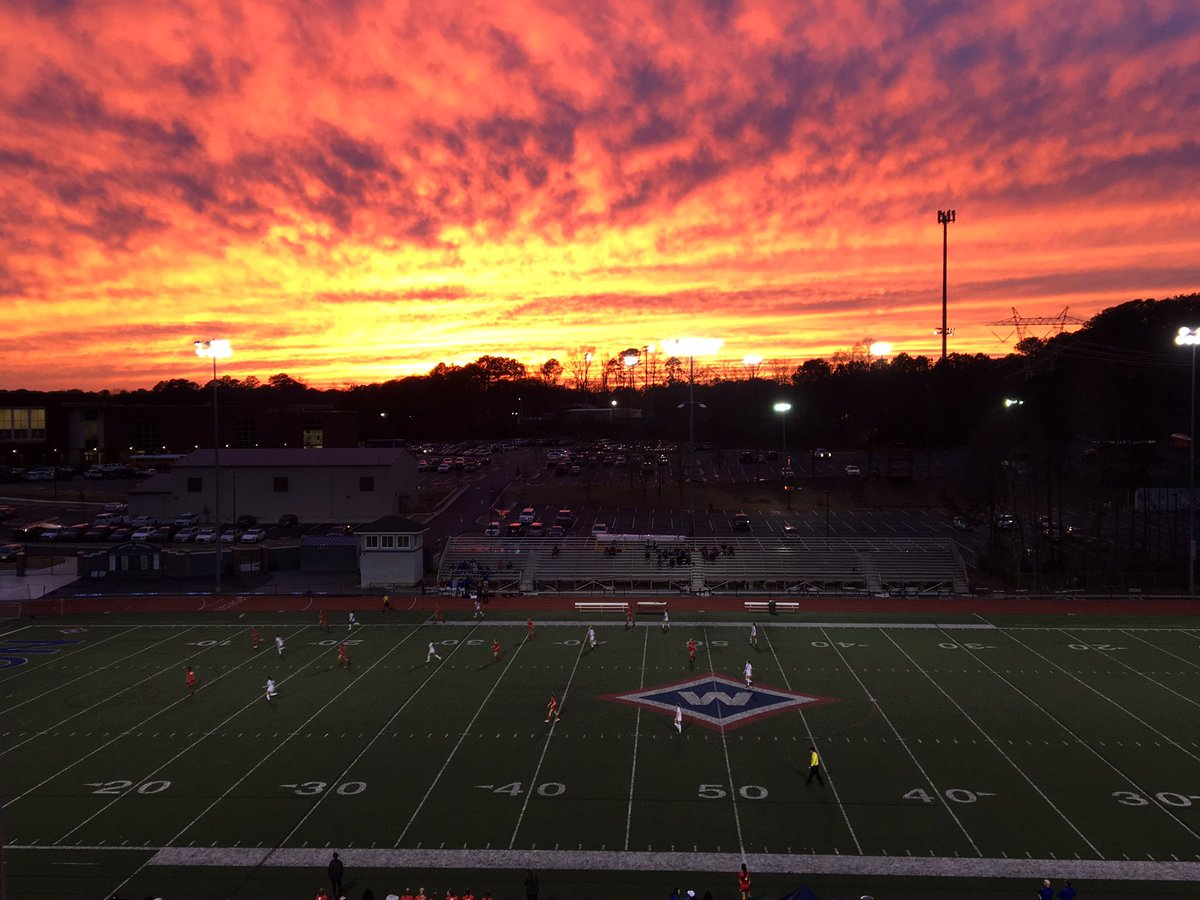 What a view from Raider Valley!! Still 0-0