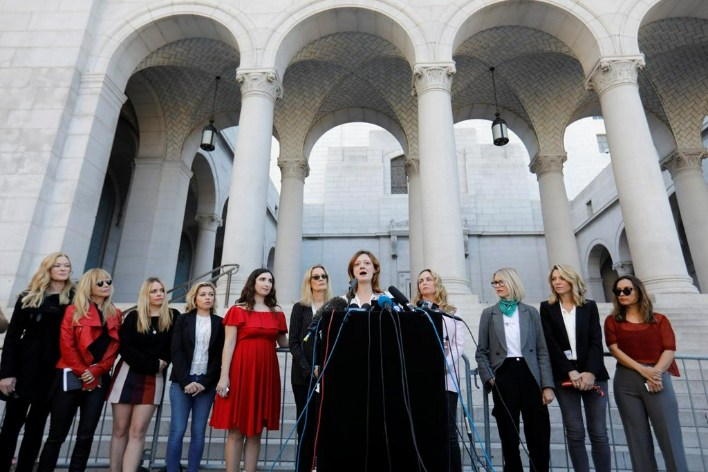 'You messed with the wrong women,' say Weinstein accusers, turning sights to LA https://reut.rs/32rYrAC