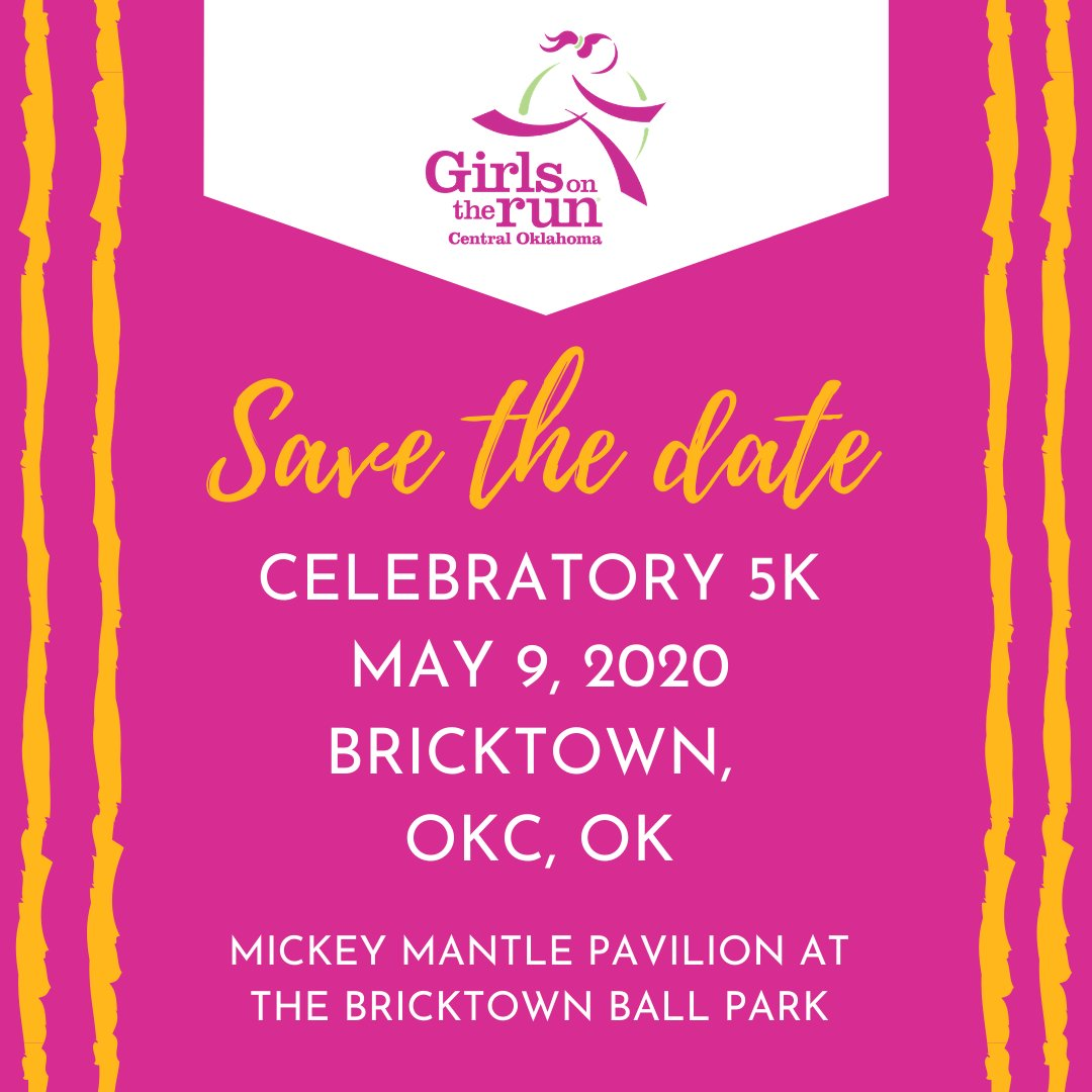 Only a couple months left until our 5K! Don't forget to mark your calenders! For more information visit https://loom.ly/zDM1SJA #gotr #gotrcentralok #gotroklahomacounty #running #girlswhorun #runningmotivation #runninginspiration #runhappy #runnergirlpic.twitter.com/ALRY90cqAl